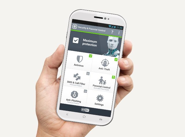 ESET Mobile Security-Антивирус