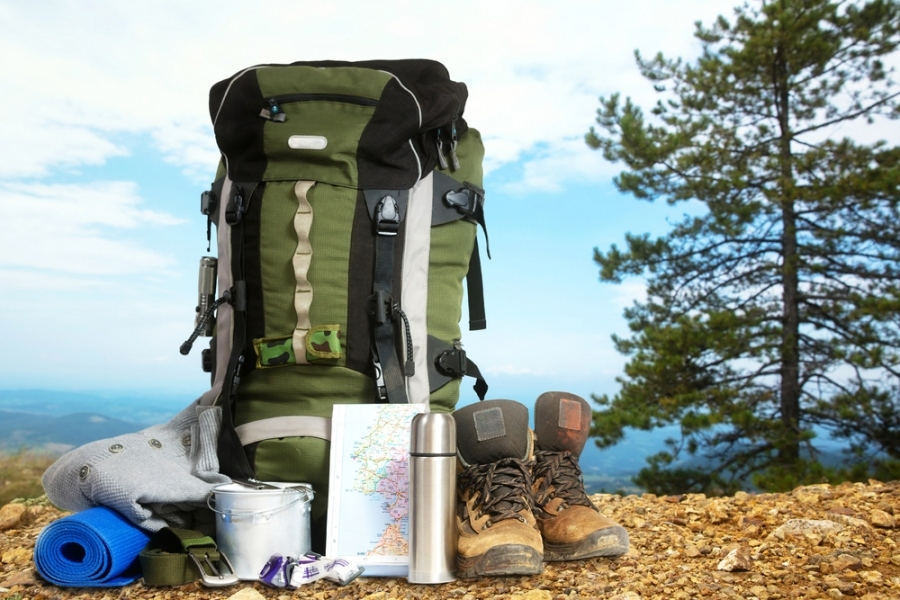 Собираем необходимое снаряжение для отдыха на природе