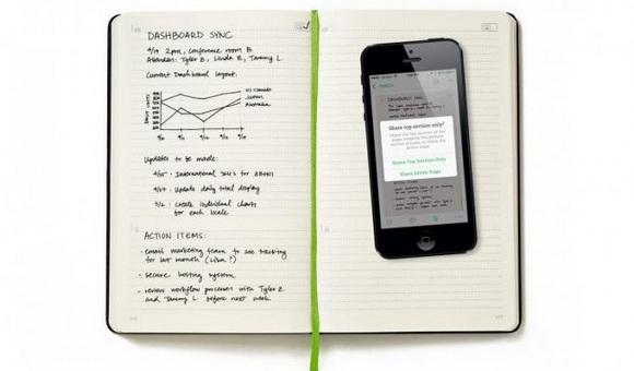 Evernote Business Notebook — новый блокнот для корпоративных пользователей