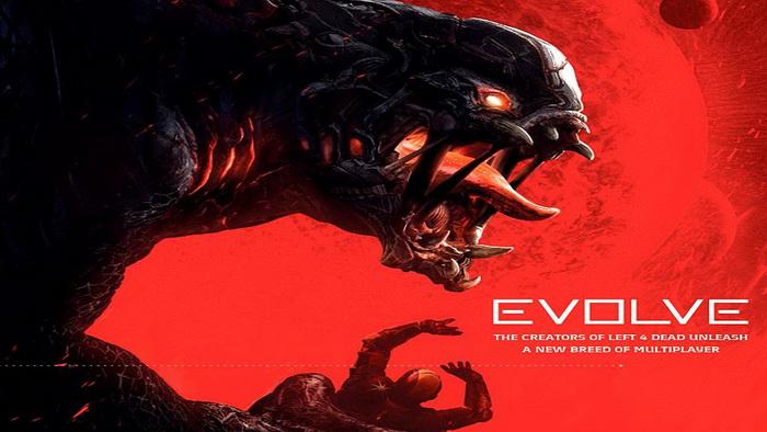 Evolve-логотип