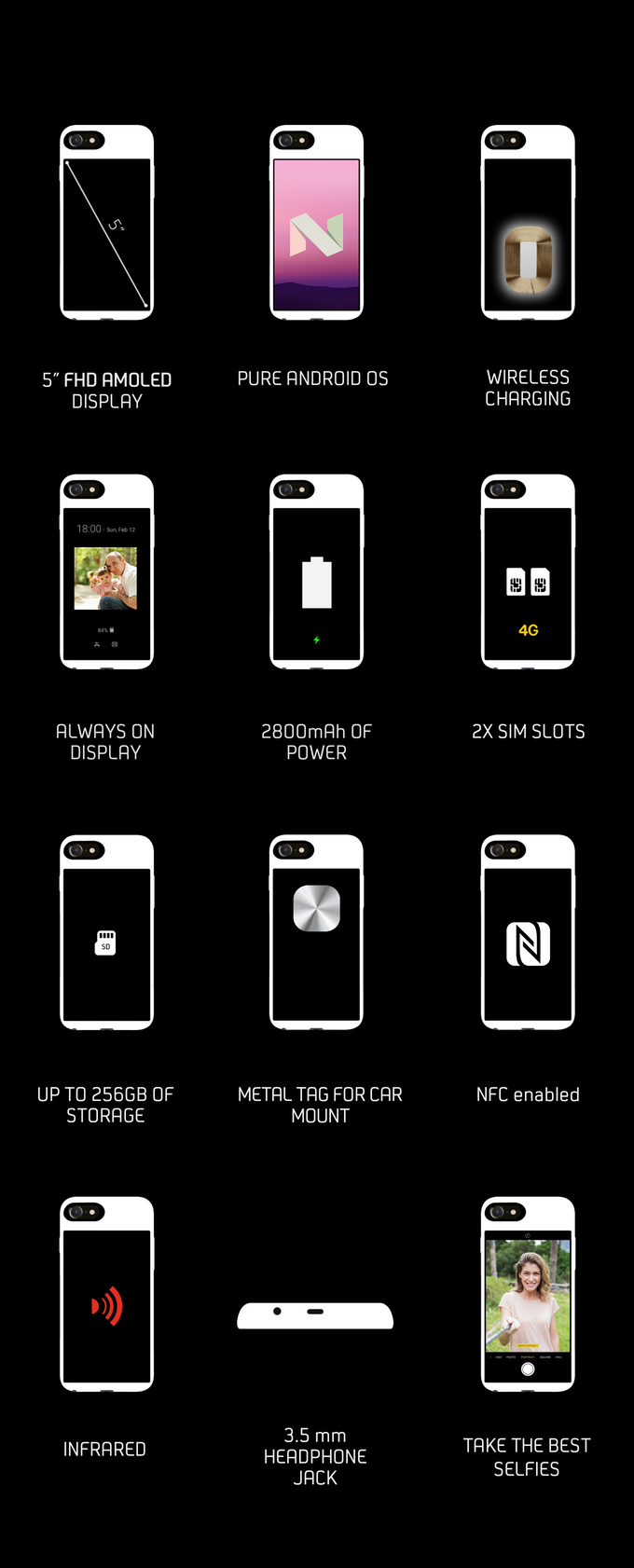 Eye - уникальный чехол для iPhone на Android