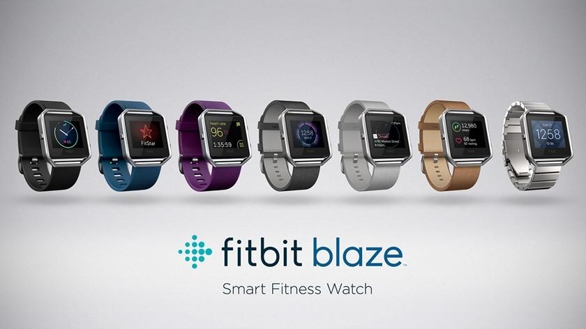 Fitbit Blaze-часы