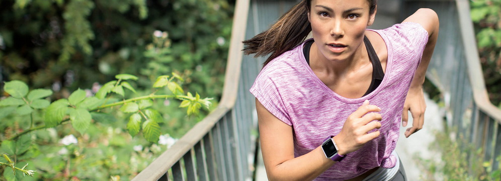 Fitbit Blaze-имиджевая картинка
