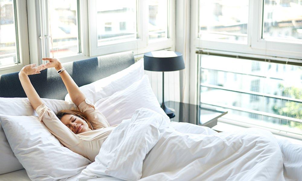 Фитнес-браслеты-роль в здоровом сне