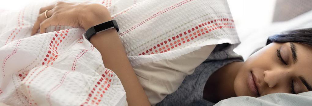 Фитнес-браслеты с функцией мониторинга сна-модели