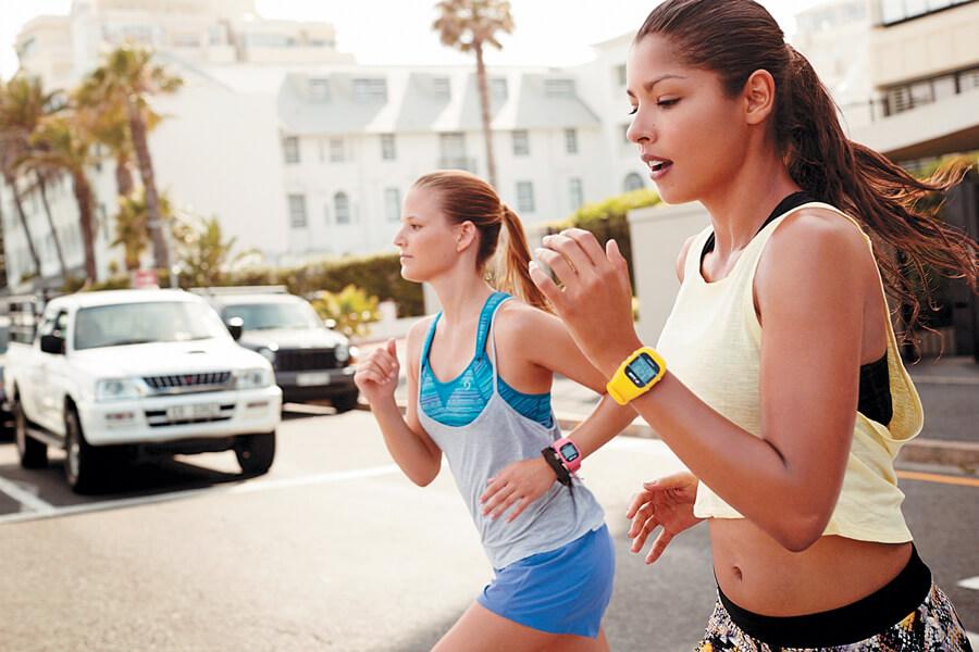 Фитнес-трекеры в здоровом образе жизни-их роль