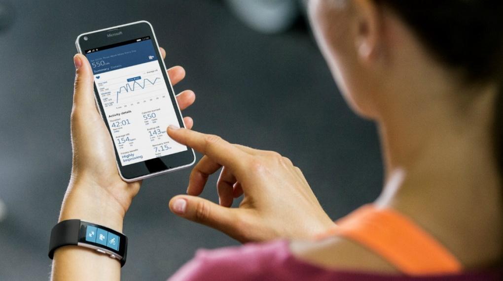 Fitness tracker-контроль активности