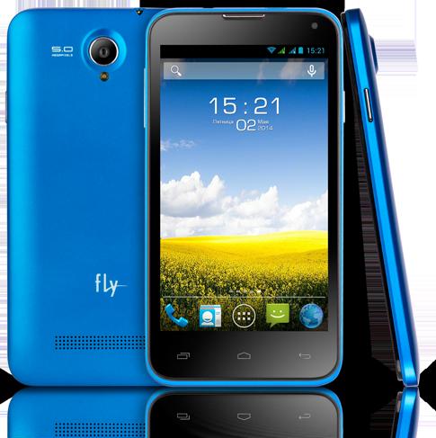Fly IQ4415 - Дизайн