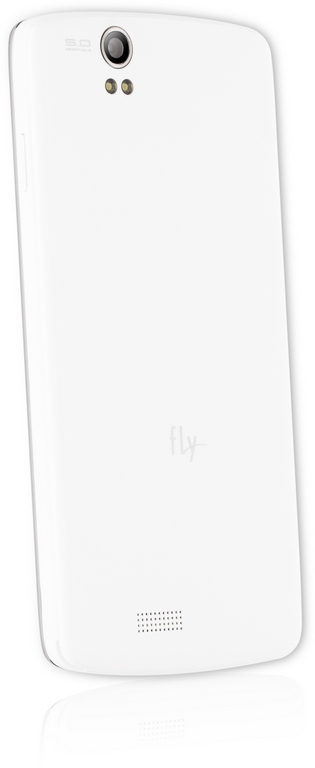 Fly IQ4503 Quad White-задняя панель