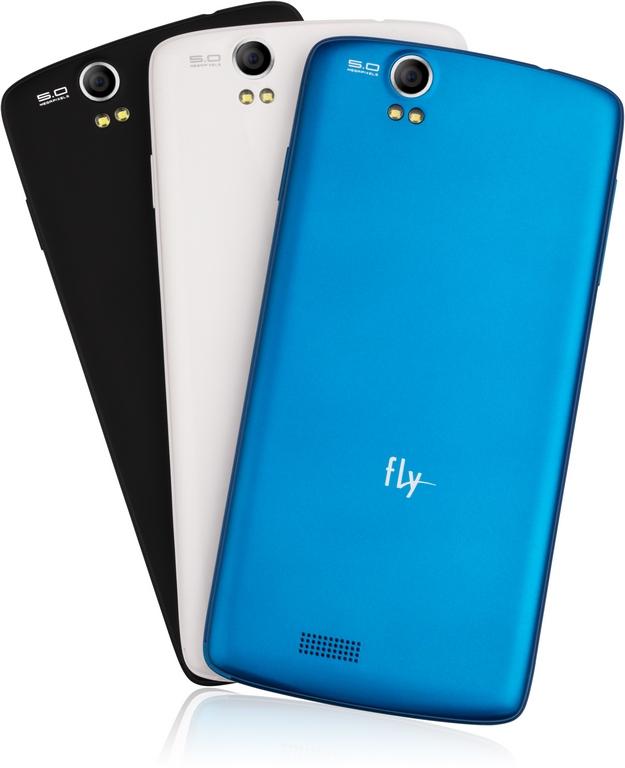 Fly IQ4503 Quad-расцветки корпуса