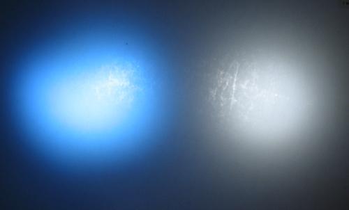 Фонари-температура света