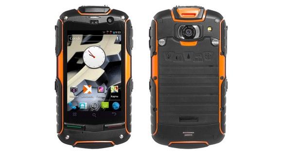 Сравнение противоударных смартфонов: TeXet TM-3204R, Sigma mobile Х-treme PQ11, Caterpillar CAT B15