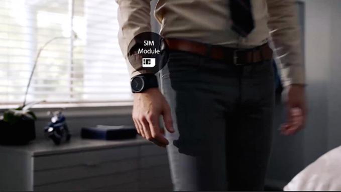 Фото. Стартап недели от АЛЛО. Blocks – первые в мире модульные смарт-часы. SIM