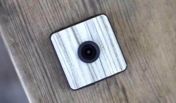 Foxshot - миниатюрная влагозащищенная камера, записывающая в формате 1080P
