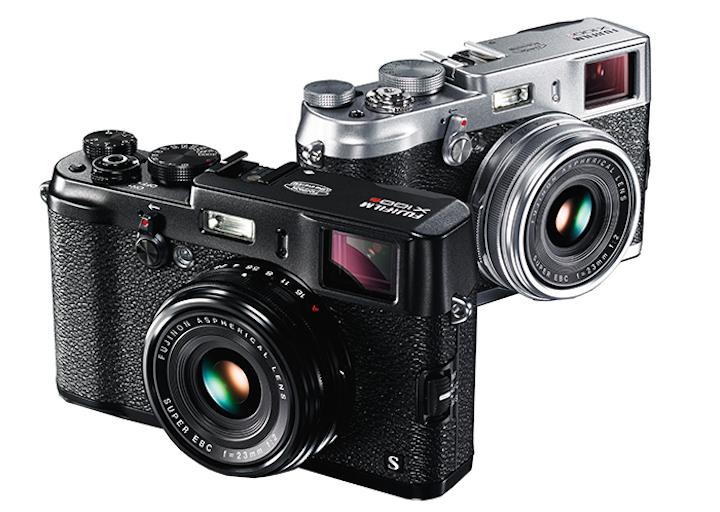 Fujifilm X100T-ракурсы