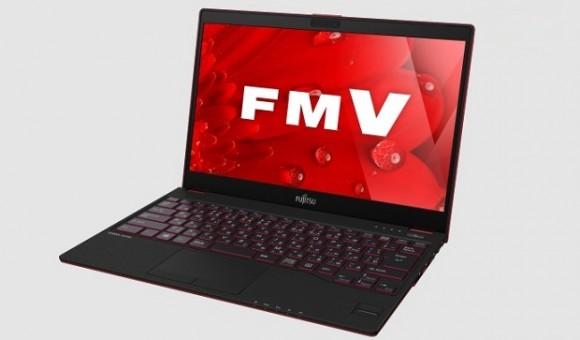 Fujitsu представила новые ультралегкие ноутбуки