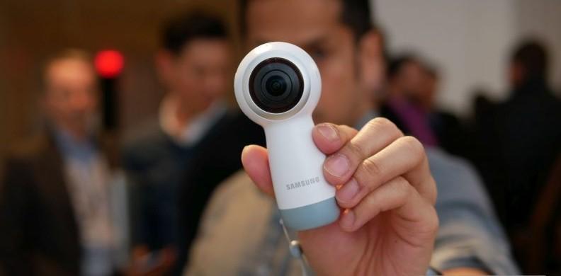 Samsung 360 kamera