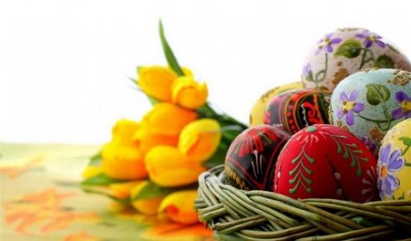 Пасхальные яйца: необычные способы окрашивания и декора