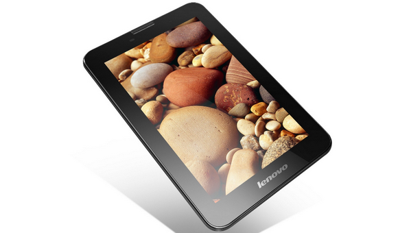 Обзор планшета Lenovo A1000