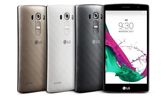 LG G4 s Главная