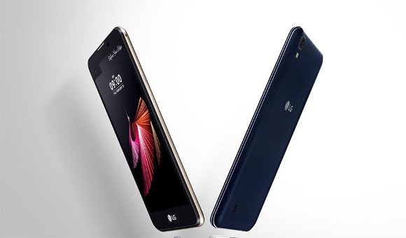 Официальные промо-видео LG X mach и LG X max