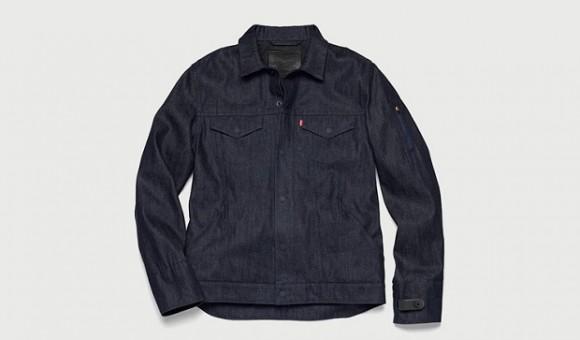 Google-Levi`s - умная куртка за 350 долларов