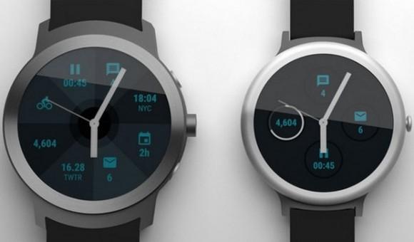 В начале 2017 года Google планирует выпустить две версии смарт-часов на Android Wear 2.0