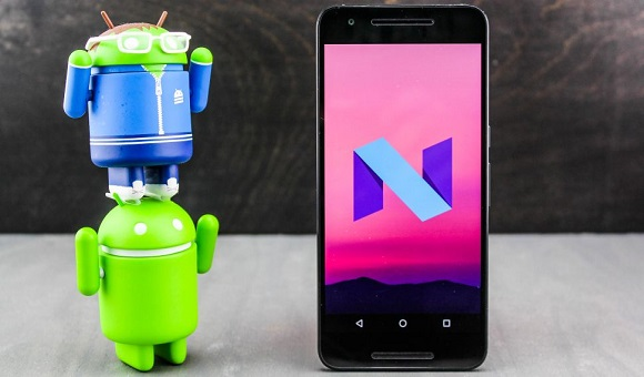Google уже обновляет свои приложения под Android N - главное фото