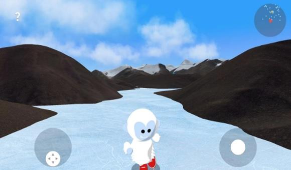 Google запустил игру для детей, в которой они смогут исследовать 3D-Гималаи