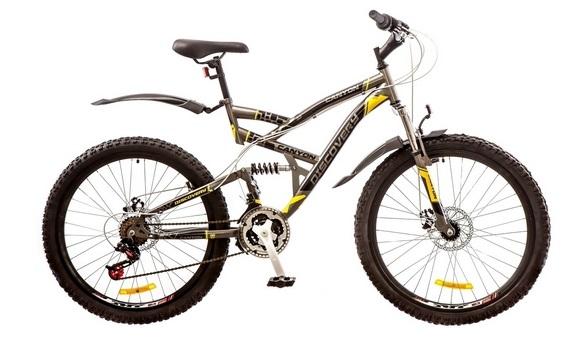 Горный велосипед Discovery