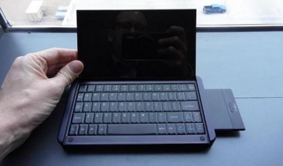 Graalphone — гибрид ноутбука, смартфона, планшета и камеры