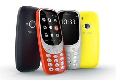 HMD презентовала на MWC 2017 обновленную Nokia 3310