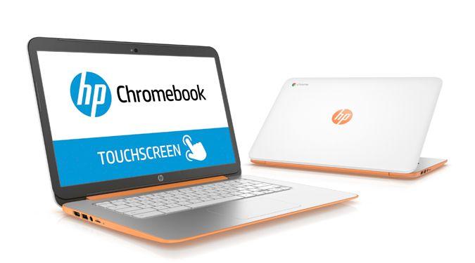 HP Chromebook-ракурсы