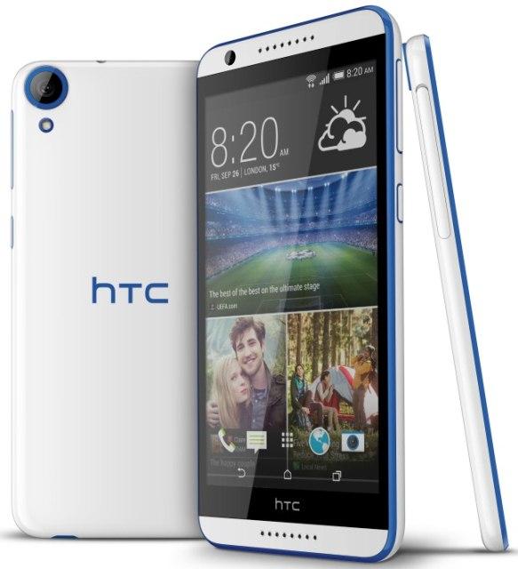 HTC Desire 820 - дизайн