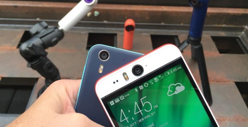 HTC Double Exposure-новинки
