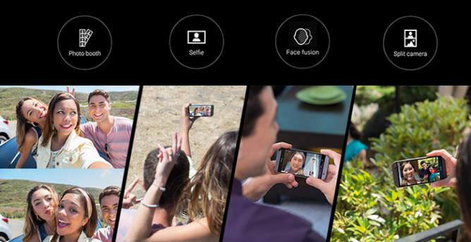 HTC Eye Experience-приложение