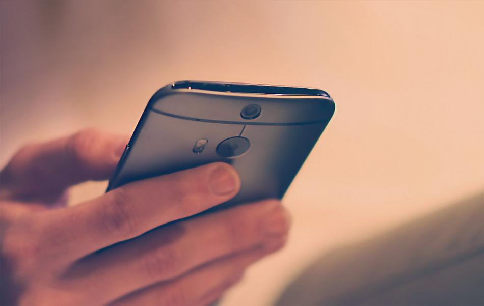 HTC One (M8) DUAL SIM-дизайн