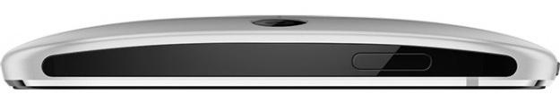 HTC One (M8) Dual Sim Silver-верхняя грань интерфейсы