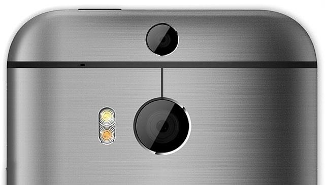 HTC One M8 - Камера