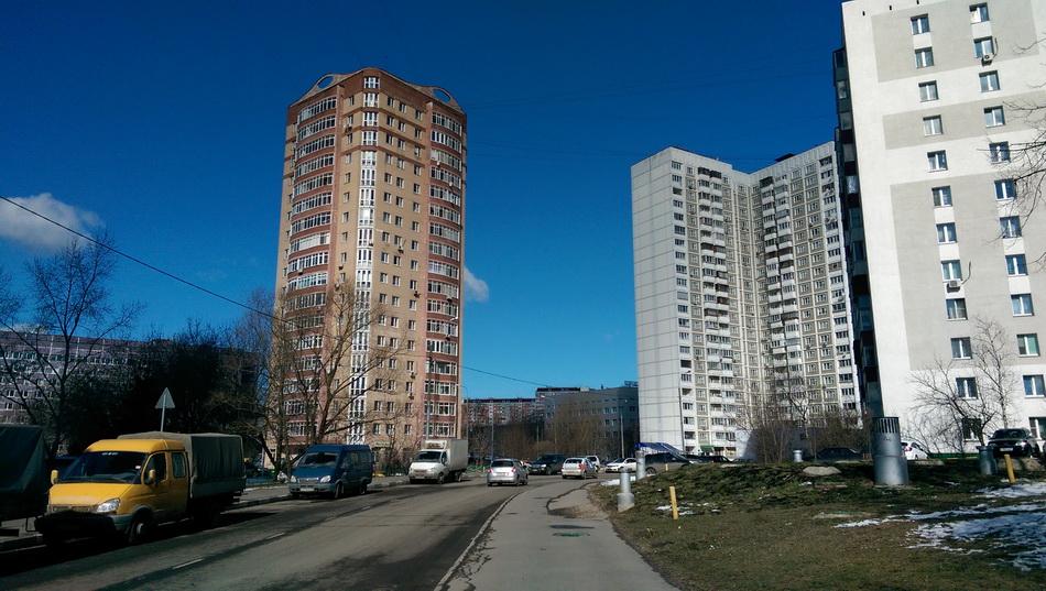 HTC One (M8)- авторежим пример фото