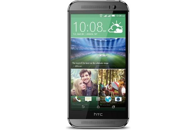 HTC One (M8) - экран