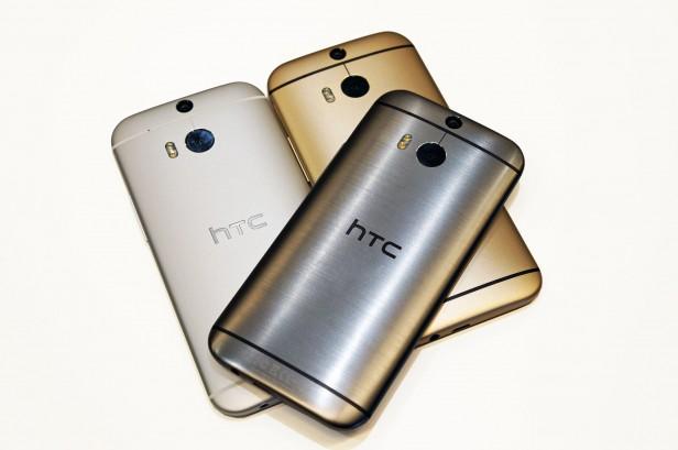 HTC One (M8)-расцветки корпуса