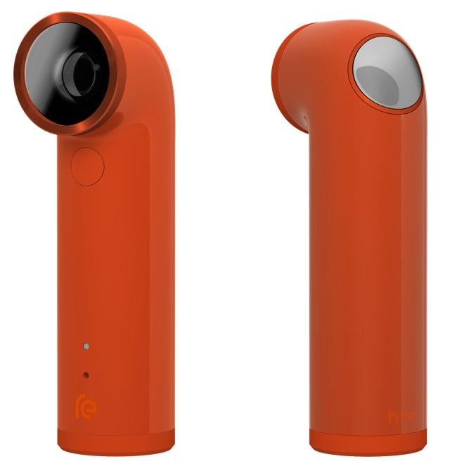 HTC RE-камера расцветка orange