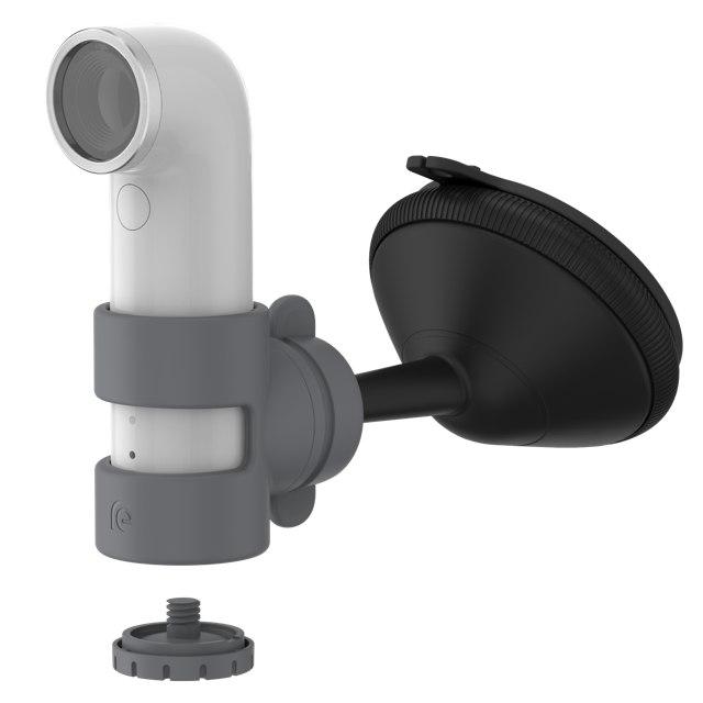 HTC RE white-камера крепление