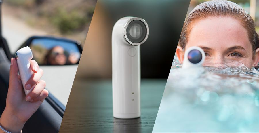 HTC Re-экшн-камера