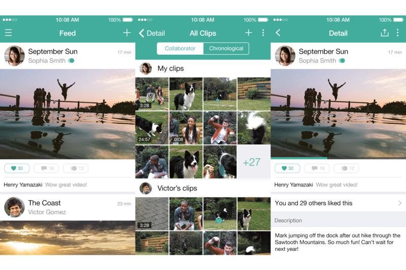 HTC Zoe- приложение скриншот