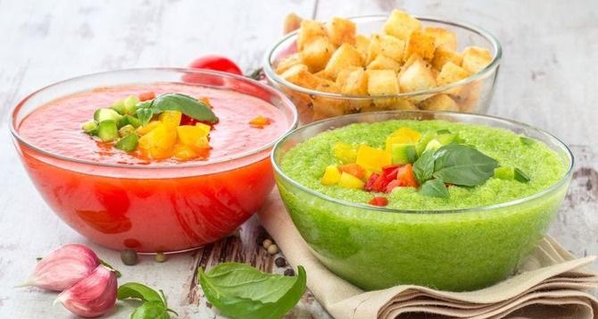 Как освежиться жаркими летними днями - вкусно, питательно, быстро