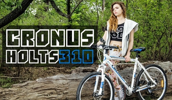 Видео-обзор велосипеда Cronus Holts310
