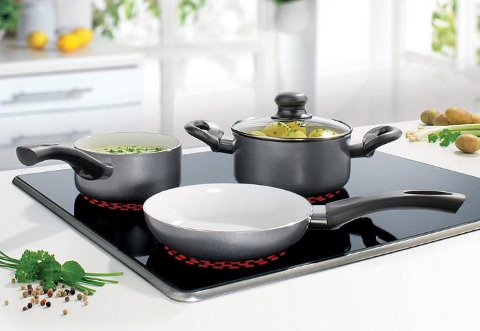 Господиням на замітку як вибрати електроплиту - Посуд для електроплит