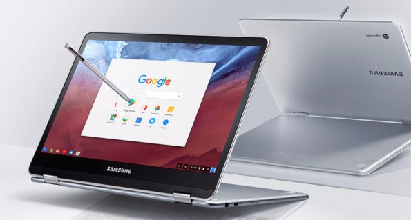 Хромбуки-трансформеры Chromebook Plus и Pro от Samsung с